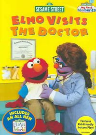 Sesame Street:Elmo Visits the Doctor - (Region 1 Import DVD)