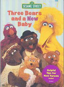 Three Bears & a New Baby - (Region 1 Import DVD)