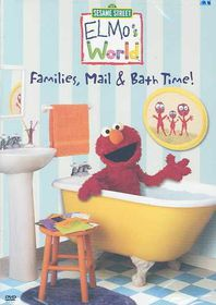 Elmo's World - Families, Mail and Bath Time - (Region 1 Import DVD)