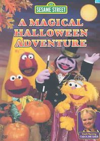 Magical Halloween Adventure - (Region 1 Import DVD)
