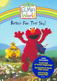Elmo's World:Reach for the Sky - (Region 1 Import DVD)