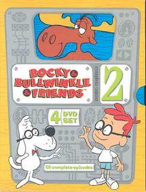 Rocky & Bullwinkle:Complete Season 2 - (Region 1 Import DVD)