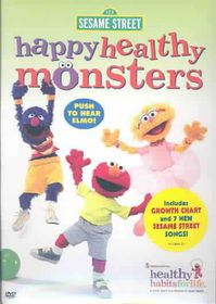 Happy Healthy Monsters - (Region 1 Import DVD)