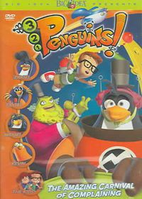 3-2-1 Penguins:Amazing Carnival of - (Region 1 Import DVD)