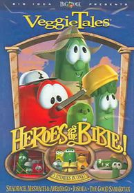 Veggie Tales:Bible Heroes Stand up - (Region 1 Import DVD)