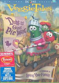 Duke and the Great Pie War - (Region 1 Import DVD)