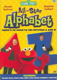 Sesame Street:All Star Alphabet - (Region 1 Import DVD)