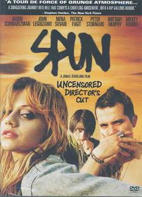 Spun - (Region 1 Import DVD)