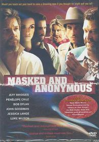 Masked and Anonymous - (Region 1 Import DVD)