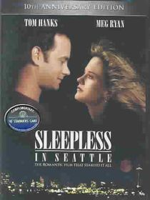 Sleepless in Seattle-10th Anniversary Edition - (Region 1 Import DVD)