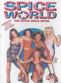 Spice World - (Region 1 Import DVD)