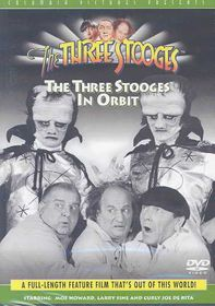 Three Stooges in Orbit (Region 1 Import DVD)