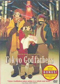 Tokyo Godfathers - (Region 1 Import DVD)