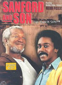 Sanford & Son:Fourth Season - (Region 1 Import DVD)