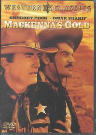 Mackenna's Gold - (Region 1 Import DVD)
