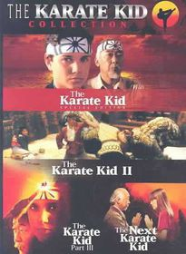 Karate Kid Collection - (Region 1 Import DVD)