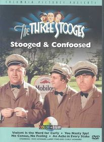 Three Stooges:Stooged & Confoosed - (Region 1 Import DVD)