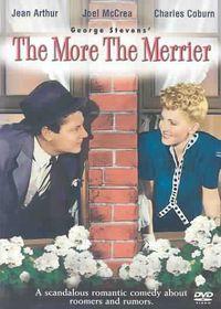 More the Merrier - (Region 1 Import DVD)