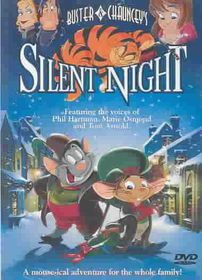 Buster & Chauncey's Silent Night - (Region 1 Import DVD)