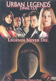 Urban Legends:Final Cut - (Region 1 Import DVD)