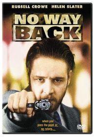 No Way Back - (Region 1 Import DVD)