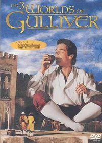 Three Worlds of Gulliver - (Region 1 Import DVD)