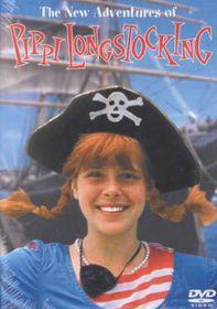 New Adventures of Pippi Longstocking - (Region 1 Import DVD)
