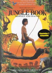 Second Jungle Book:Mowgli & Baloo - (Region 1 Import DVD)