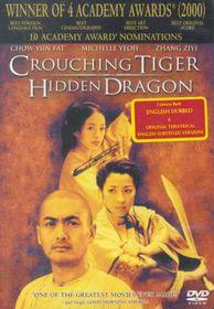 Crouching Tiger Hidden Dragon - (Region 1 Import DVD)