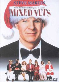 Mixed Nuts - (Region 1 Import DVD)