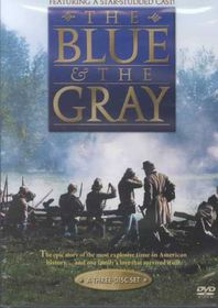 Blue and the Gray - (Region 1 Import DVD)