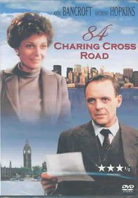 84 Charing Cross Road - (Region 1 Import DVD)