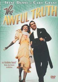 Awful Truth - (Region 1 Import DVD)