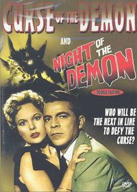 Curse of the Demon - (Region 1 Import DVD)