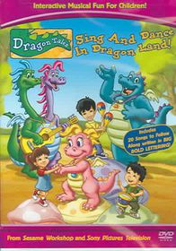 Dragon Tales - Sing and Dance in Dragon Land - (Region 1 Import DVD)