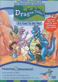 Dragon Tales:It's Cool to Be Me - (Region 1 Import DVD)