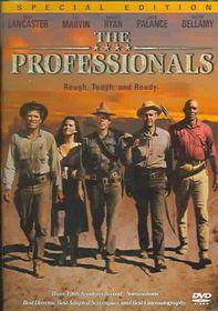 Professionals - (Region 1 Import DVD)
