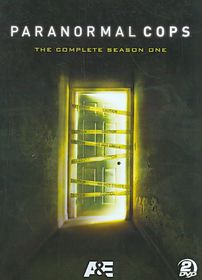 Paranormal Cops:Complete Season 1 - (Region 1 Import DVD)
