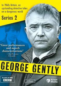 George Gently Series 2 - (Region 1 Import DVD)