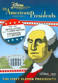 American Presidents:Revolution and Th - (Region 1 Import DVD)