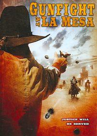 Gunfight at La Mesa - (Region 1 Import DVD)