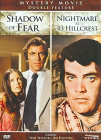Shadow of Fear/Nightmare at 43 Hillcr - (Region 1 Import DVD)