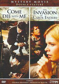 Invasion of Carol Enders/Come Die Wit - (Region 1 Import DVD)