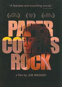 Paper Covers Rock - (Region 1 Import DVD)