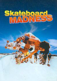 Skateboard Madness - (Region 1 Import DVD)