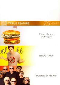 Fast Food Nation/Idiocracy/Young at H - (Region 1 Import DVD)