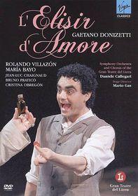Villazon Rolando - L'Elisir D' Amore (DVD)