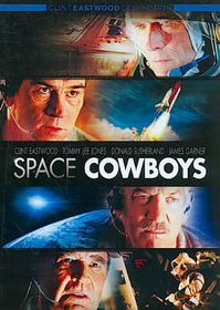 Space Cowboys - (Region 1 Import DVD)