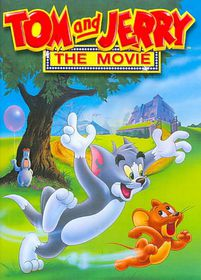 Tom and Jerry:Movie - (Region 1 Import DVD)