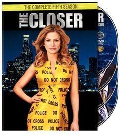 Closer:Complete Fifth Season - (Region 1 Import DVD)